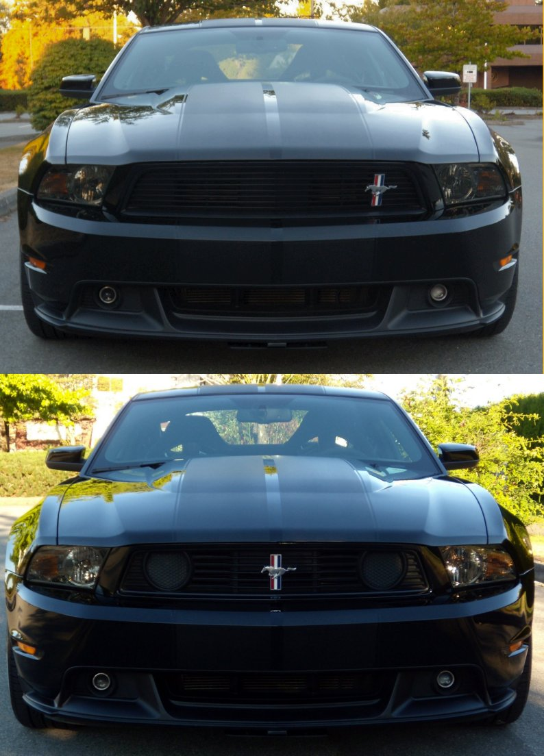 2014 Mustang Mca Grill | Autos Post